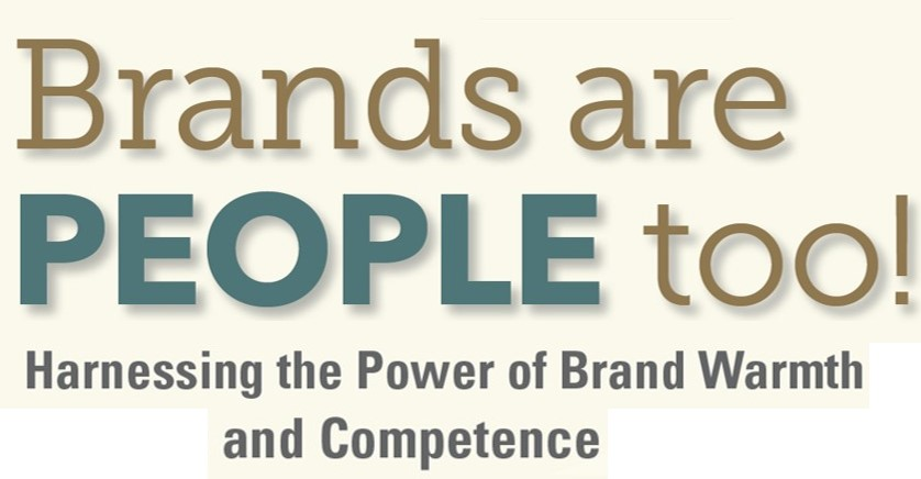 Brands Are People Too