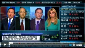 """Bridgegate a Problem for Christie Brand? on CNBC's The Street"