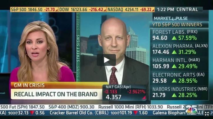 "CNBC Street Signs, ""What General Motors Customers Want to Hear"""