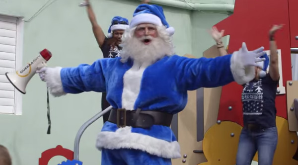 WestJet Airlines Creates a Caribbean Christmas Miracle