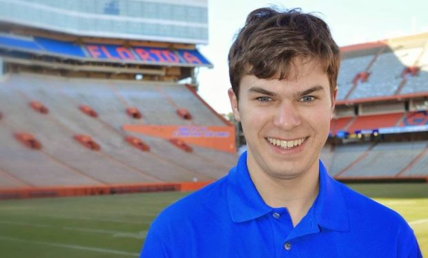 Ryan Casburn, University of Florida engineering student