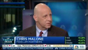 Chris Malone on CNBC's Squawk Box