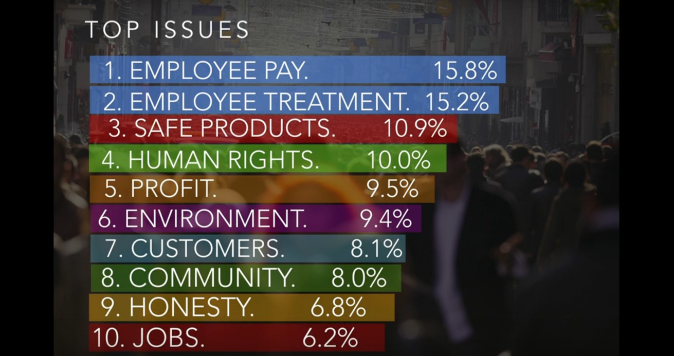 Top Social Capitalism Issues