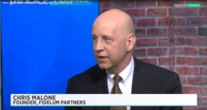 Chris Malone on Yahoo! Finance