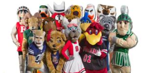 Collegiate Mascots